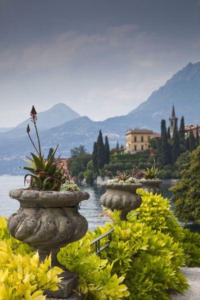 Villa Monastero, Varenna, Lecco Province, Italy