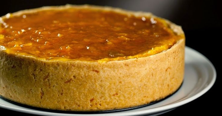 Cozinhando com amigos: Quiche de damasco com queijo brie                                                                                                                                                      Mais
