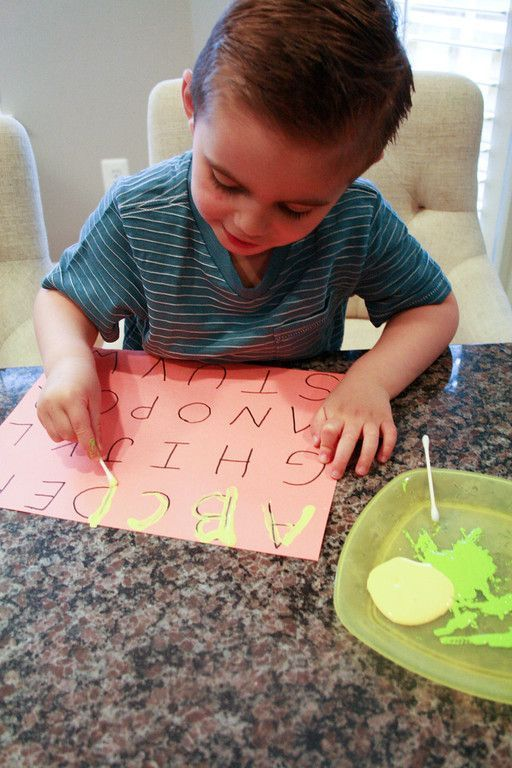 Alphabet Writing Activities for Preschoolers (Hands On and Fun!)