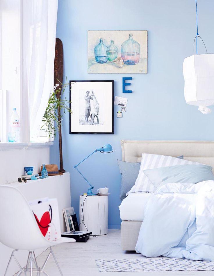 49 best Wohnen im maritimen Stil images on Pinterest Bedroom - ein gemutliches apartment mit stil