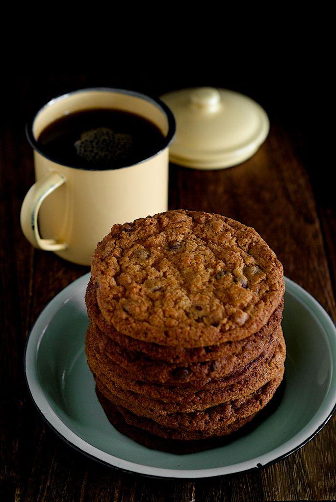 Momofuku's Cornflake Chocolate Chip Cookies