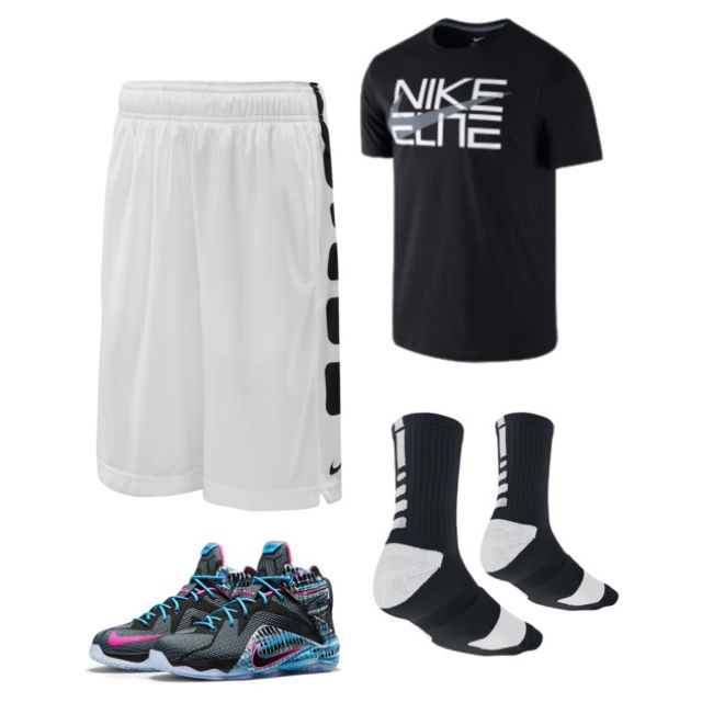 Basketball practice outfit
