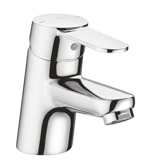 Grifería monomando lavabo, Roca Mittos