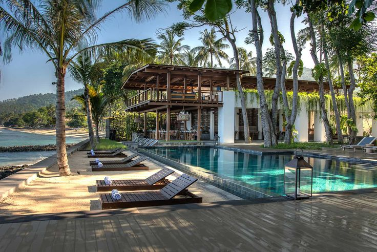 Lombok Hotel Photography - Jeeva Santai - early morning pool views