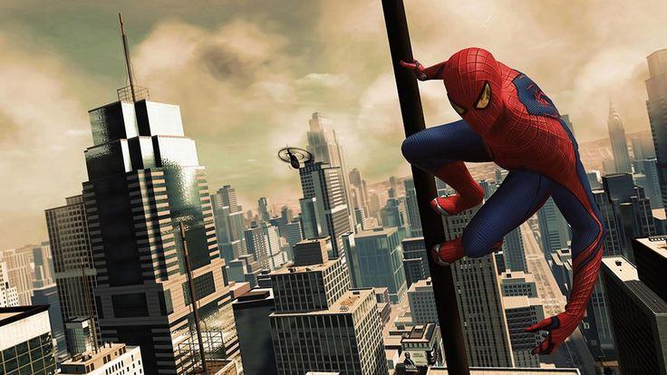 the amazing spider man hd wallpaper