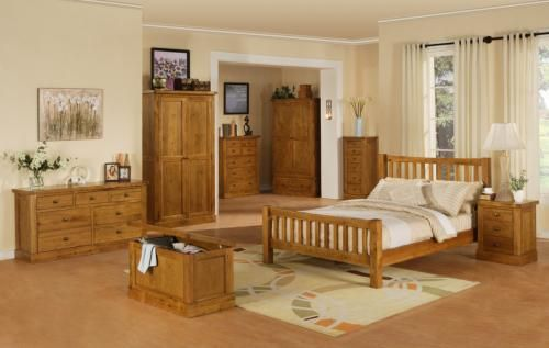 oak bedroom - Google Search