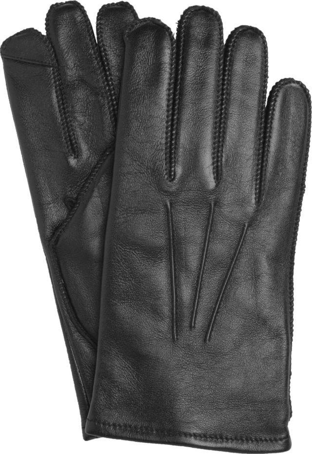 Jos. A. Bank Lambskin Thinsulate Gloves (Black) $9.99 (josbank.com)