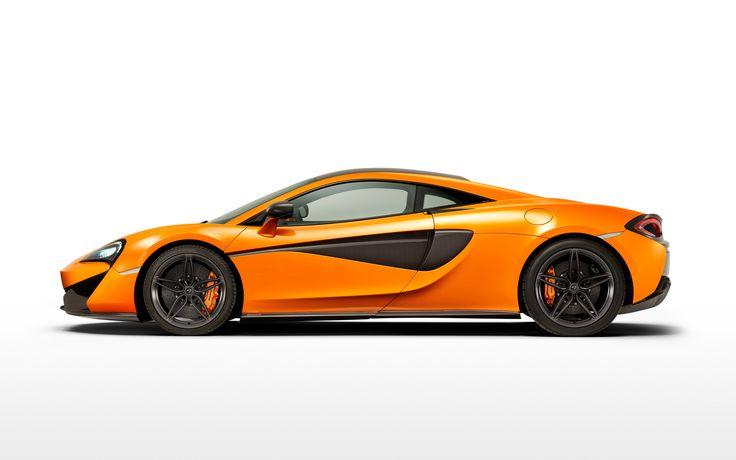 McLaren 570S Coupé Worldwide '2015–pr.