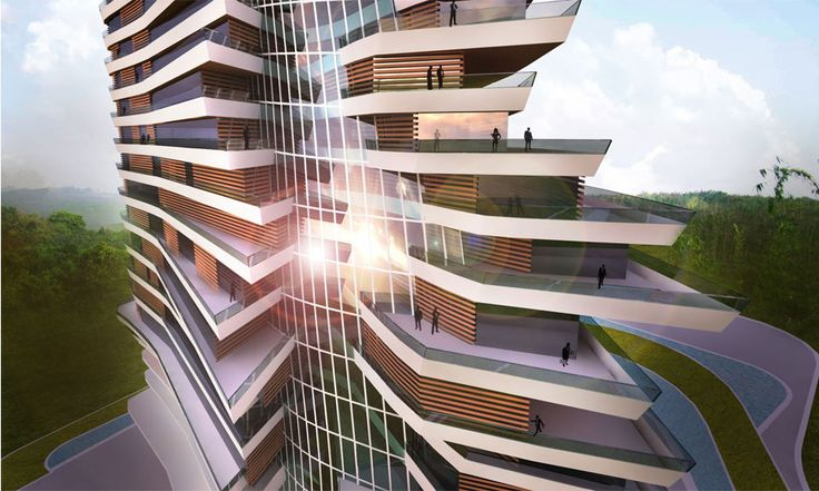 Hotel Cheraga by DNA Barcelona Architects