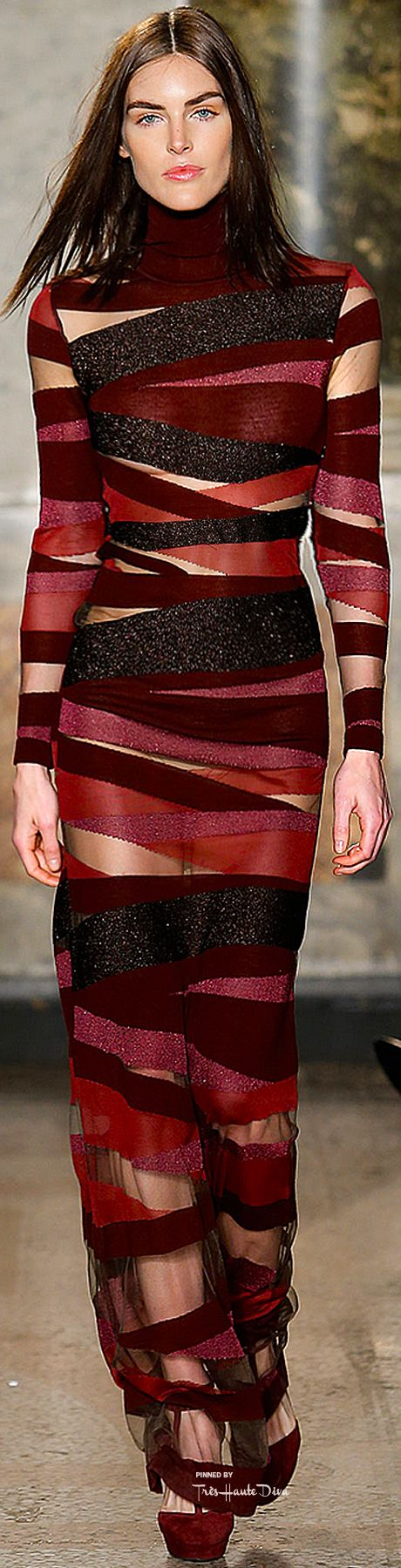 New York Millionairess | Emilio Pucci Fall 2015                                                                                                                                                                                 More
