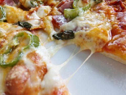 コストコ チーズ ピザ ピッツア