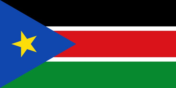 SOUTH SUDAN officially The REPUBLIC of SUDAN is in NORTH East AFRICA and became independent from SUDAN in 2011