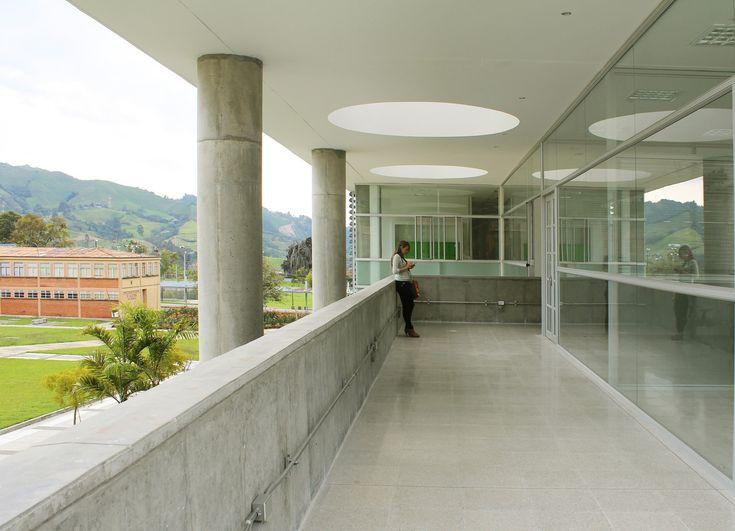 Galería de Edificio de Química e Ingeniería Química / Universidad Nacional de Colombia - 9