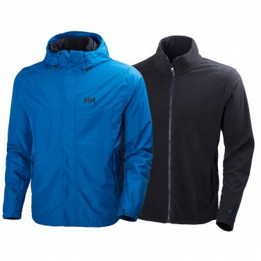 HUSTAD CIS JACKET - Men - Rainwear - Helly Hansen Official Online Store