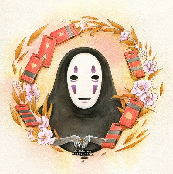 No Face would like to offer you some gold; interested in taking it?  The poster is 11x11 inches, on 100lb gloss paper which rolls and unrolls very