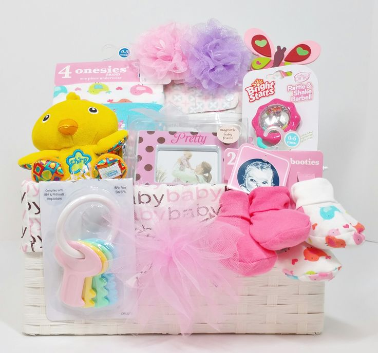 7 best baby shower gift baskets custom made images on pinterest a little birdie loves mommy baby gift basket as your baby grows gift boutique negle Images