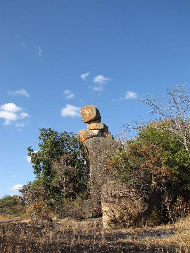 Zimbabwe: The only ancient city in sub-saharan Africa, Victoria ...