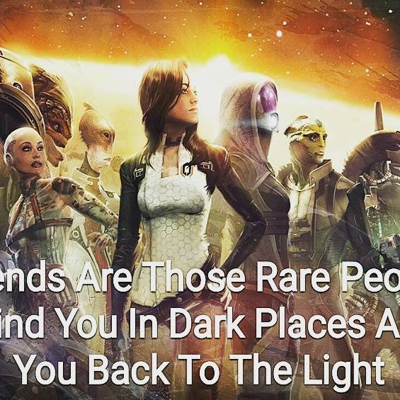 True friends won't let you do stupid things.... Alone 😂 . . . . #nmbmotivation #masseffect #commandershepherd #tali #garrus #grunt #thanekrios #mirandalawson #jack #liaratsoni #wrex #mordinsolus #friends #friendship #quotes #gaming #gamer #xbox #xbox360 #masseffectandromeda #reapers #me2 #bioware #xboxone #xbox360games #ps2 #ps3 #ps4 #pc