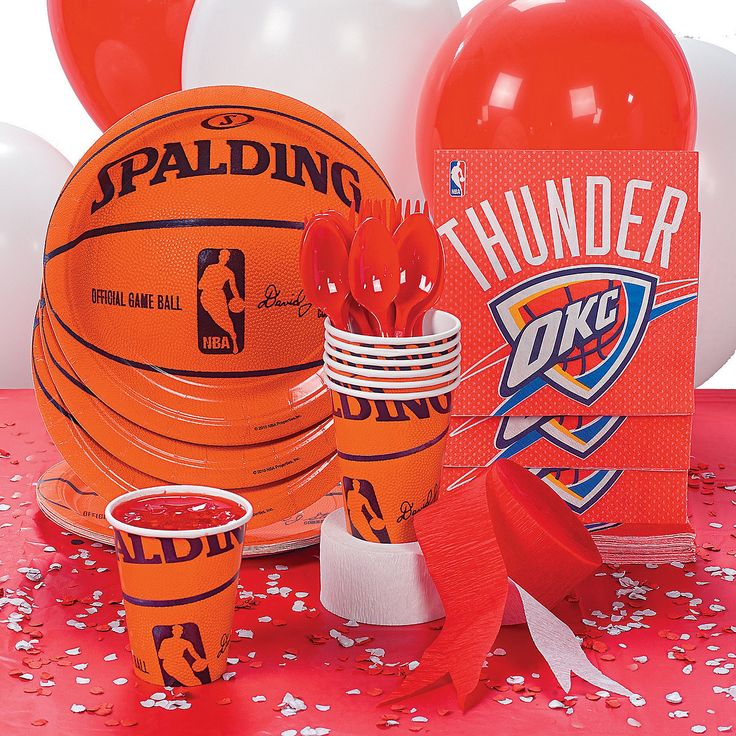 35 Best Okc Thunder Images On Pinterest Birthday Party