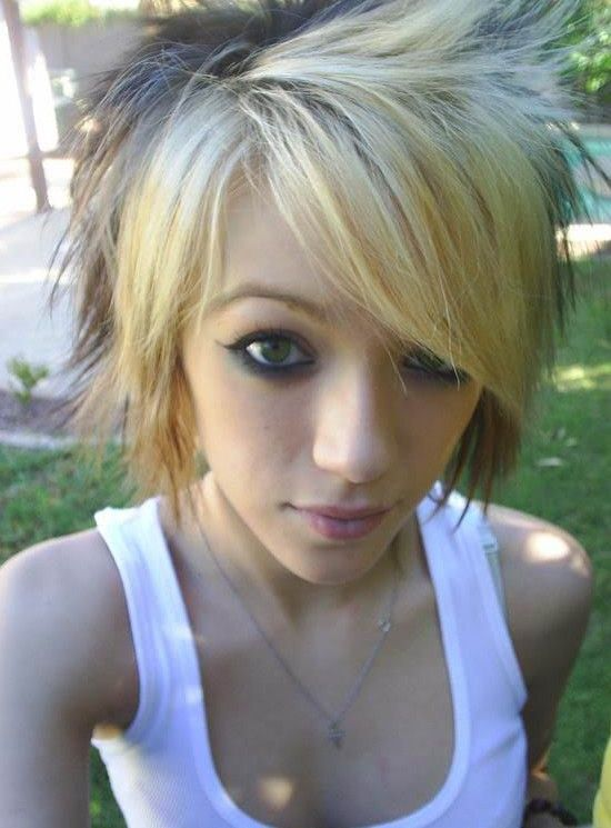 The 25 best emo haircuts ideas on pinterest scene hair bangs the 25 best emo haircuts ideas on pinterest scene hair bangs emo hairstyles and long scene hairstyles solutioingenieria Image collections