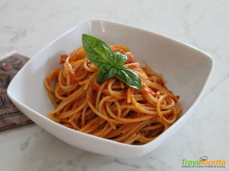 Spaghetti tonno e 'nduja #ricette #food #recipes