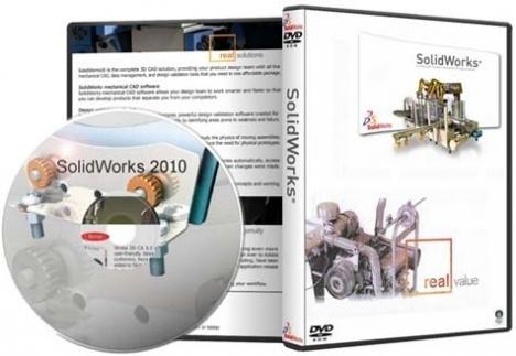 Solidworks 2010 Görsel Eğitim Seti Türkçe