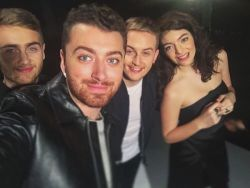"Veja Lorde, Sam Smith e Disclosure no vídeo promocional do ""Saturday Night Live"" #Atriz, #Banks, #Hoje, #Novo, #Programa, #Vídeo http://popzone.tv/2015/11/veja-lorde-sam-smith-e-disclosure-no-video-promocional-do-saturday-night-live/"