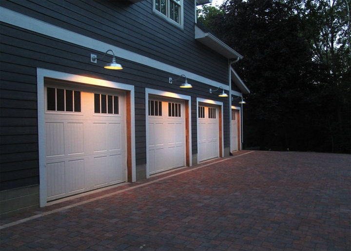 42 best images about garage ideas on pinterest garage for House exterior lighting ideas