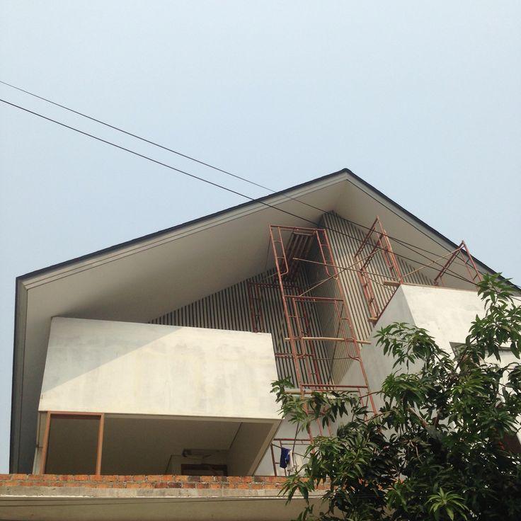 flamboyant house finishing progress 2015