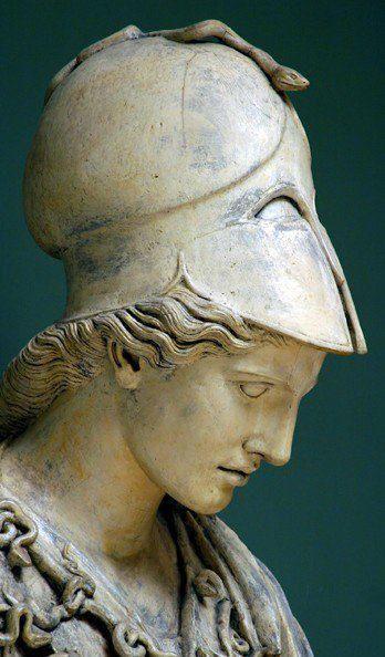 bust of pallas athena - Google Search