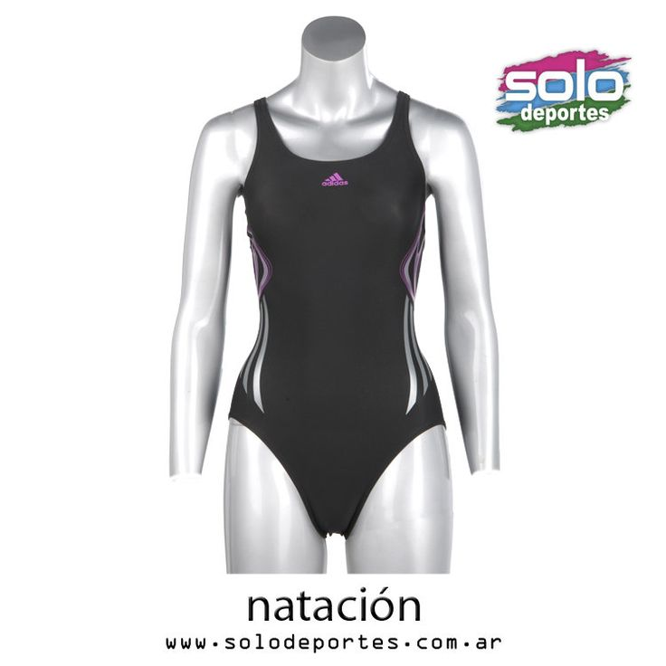 Malla I Tech Range W Negro/Plata/Púrpura  Marca: Adidas 100020X12436001   $ 315,00 (U$S 53,39)