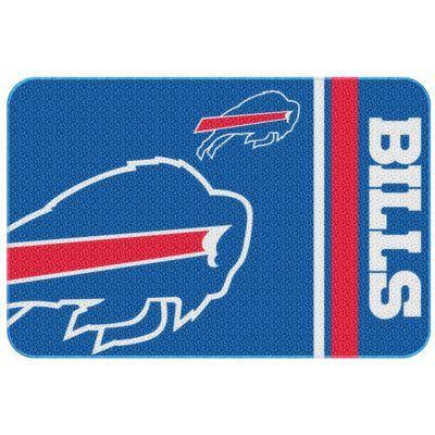 Northwest Co. NFL Bills Bath Rug