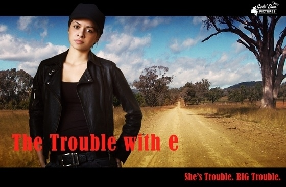 The Trouble with e by Louise Wadley and Jay Rutovitz