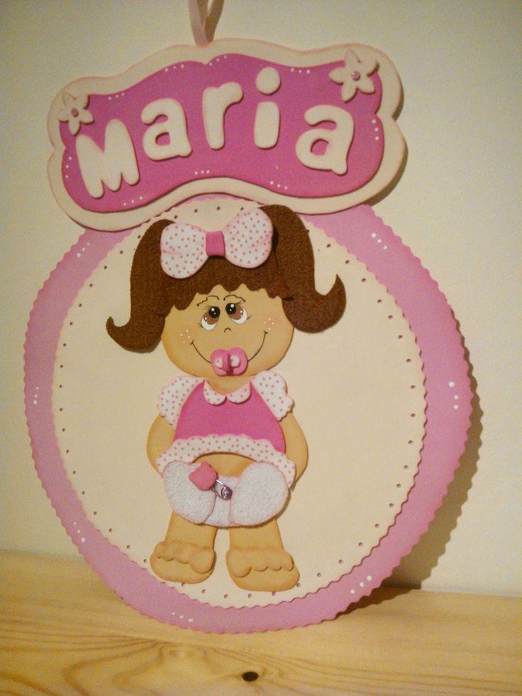 Cucadas de mami: Cartel Personalizado para habitación de niña