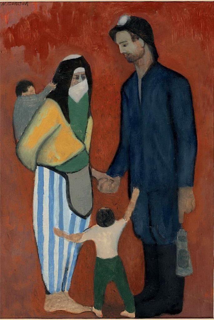 Nedim Günsür (1924 – 1994), Aile