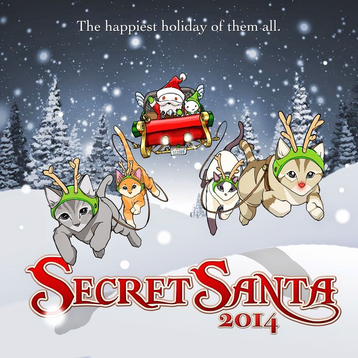 Harris Sisters GirlTalk: Join Reddit's Secret Santa Exchange 2014