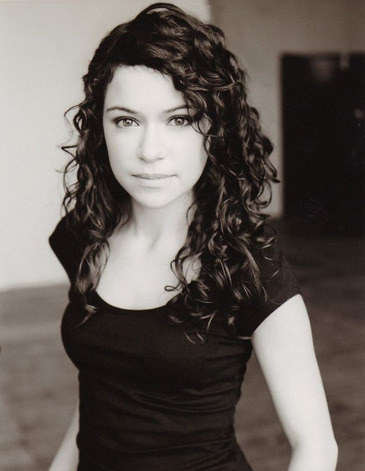 Tatiana Maslany..amazing in Orphan Black! Seriously one of the more talented actresses I've ever seen.