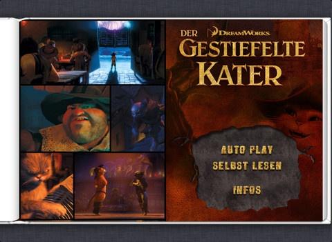 Folgen Sie dem Gestiefelten Kater, Humpty Dumpty und Kitty Samtpfote auf ihrer aufregenden Suche nach der Goldenen Gans! ...