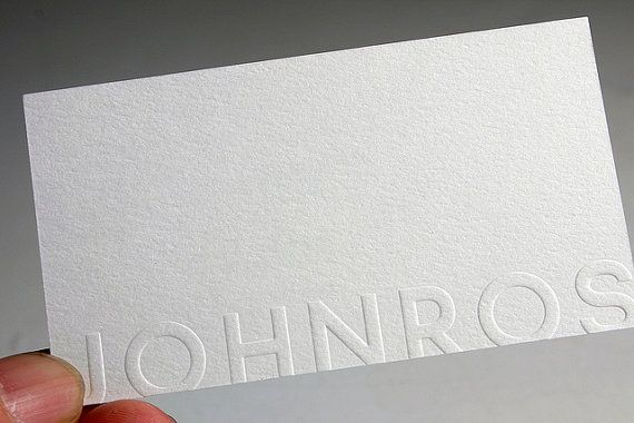 17 Best Images About Blind Embossing On Pinterest Logos