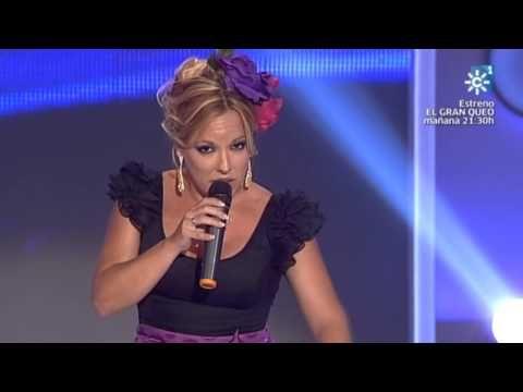 20140719 Alejandra Rodríguez Las campanas de Linares Se llama copla junior - YouTube
