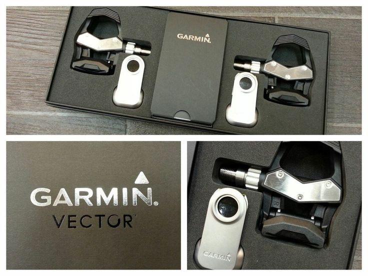 Garmin Vector Power Meter road Pedals set USA SELLER!! Genuine and in box! #Garmin