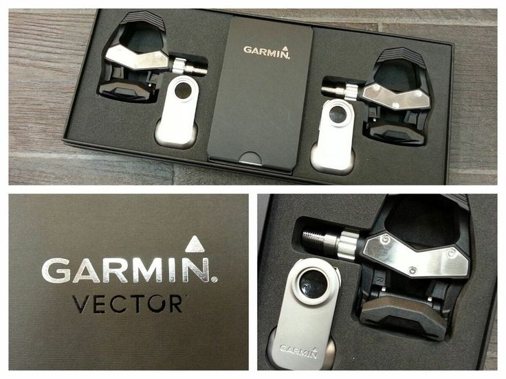 Garmin Vector Power Meter road Pedals set USA SELLER!! Genuine and in box! #Garmin