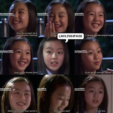 [LAMI SMROOKIES] SBS's Five Fingers (2012) as Young Dami…