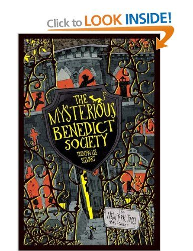 The Mysterious Benedict Society - intelligent, fun, geeky series with brave and clever young heroes.
