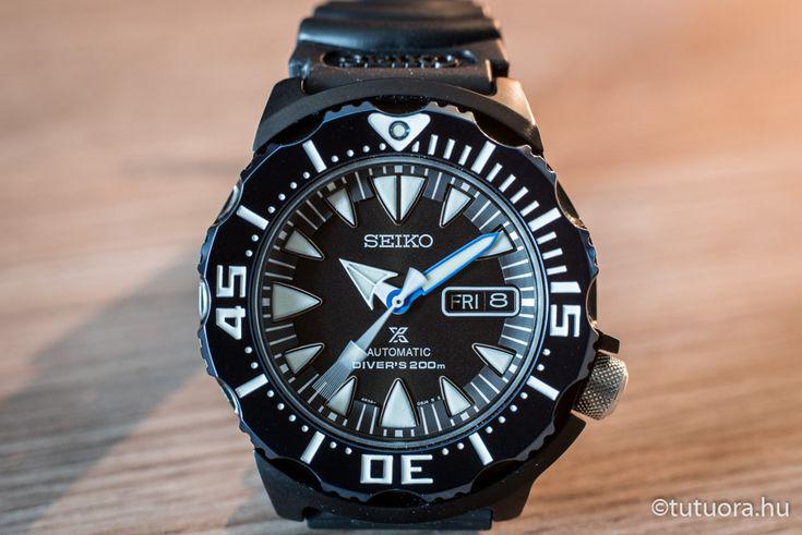 SEIKO Prospex Sea Monster SRP581K1  óra negyedik nézet