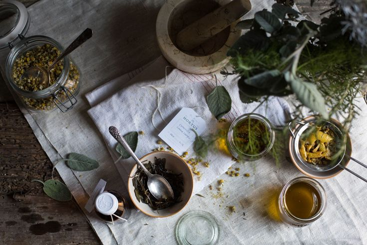 A Guide to Making Infused Oils and Ointments