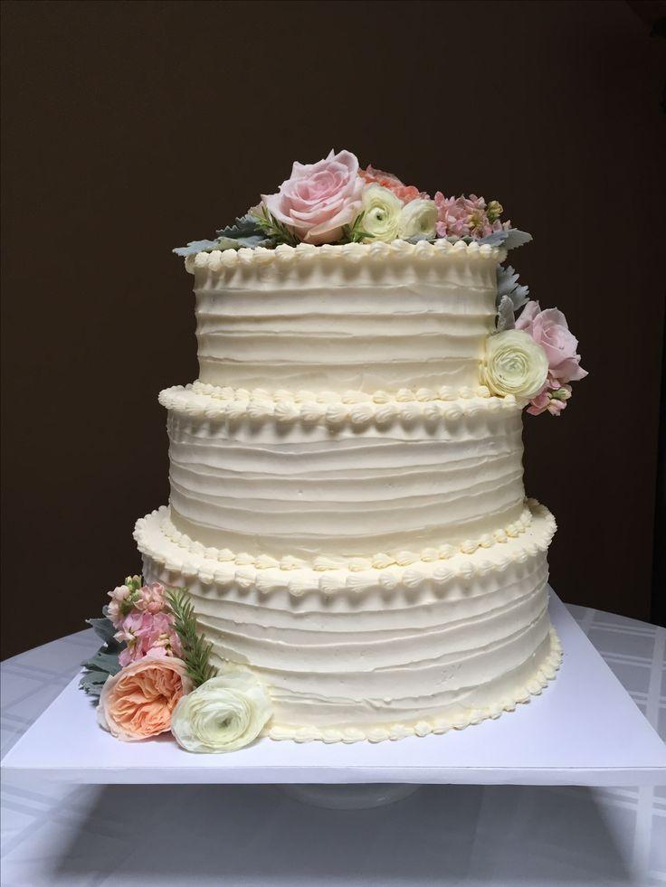 Cake for a September seaside wedding