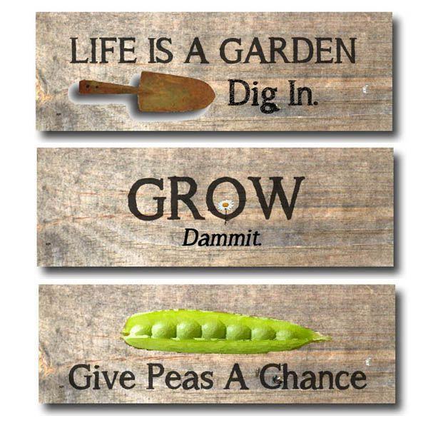 Delightful 20+ Sweet U0026 Funny Garden Sign Ideas   Empress Of Dirt