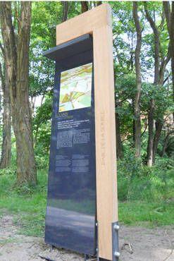 Parc de la Source à Louvain-la-neuve, Belgique