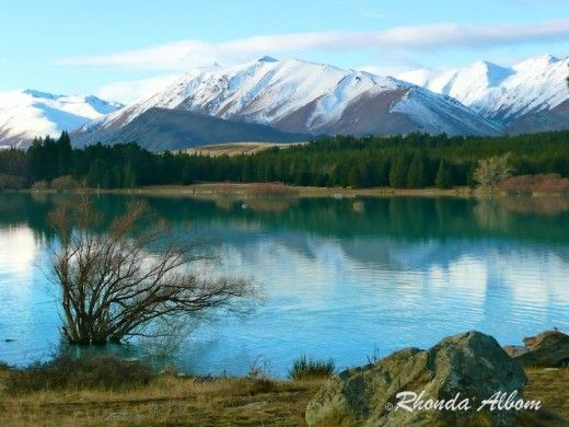 New Zealand in the Winter